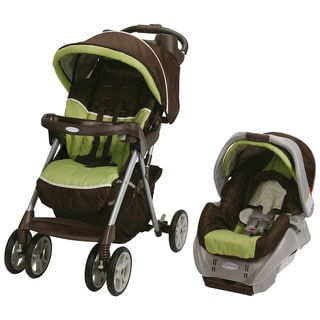 Graco Go Green Classic Connect Travel System in Alano