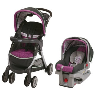 Graco FastAction Fold Click Connect Travel System in Nyssa