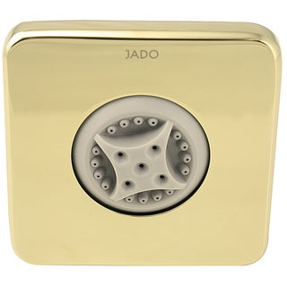 Jado Luxury Multi-function Square Diamond Gold Body Spray