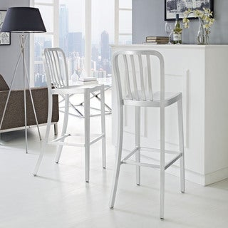 Deck Aluminum Bar Stool (Set of 2)