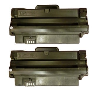 2 PK Replacing Compatible Samsung MLT-D105L MLT-D105S Toner Cartridge for Samsung ML2525 ML2525w SCX4600 SCX4623fw
