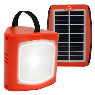 d.light Solar Rechargeable LED Lantern and Charger