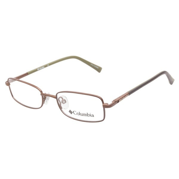 Columbia Camp Roc C03 Green Brown Prescription Eyeglasses