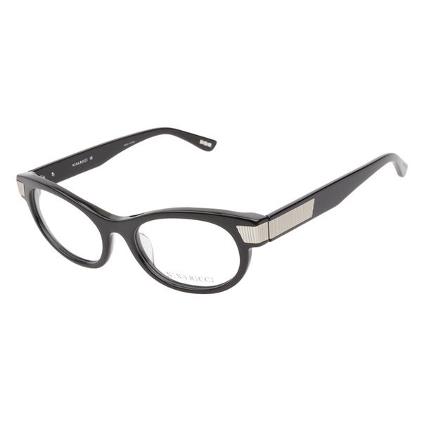 Nina Ricci 2602 C01 Black Prescription Eyeglasses