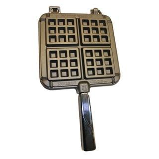 Nordic Ware Stovetop Belgium Waffle Iron