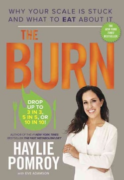 The Burn: Why Your Scale Is Stuck and What to Eat About It (Hardcover)