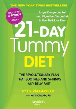 21-Day Tummy Diet: The Revolutionary Diet That Soothes and Shrinks Any Belly Fast (Paperback)
