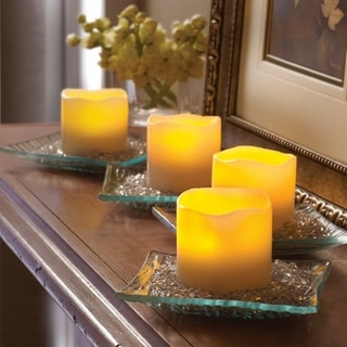 Order Home Collection 4-piece LED Candle Set with Timer
