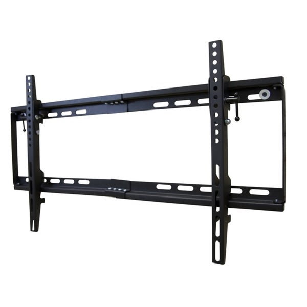 Mount-it Black Flat Screen TV Wall Mount Bracket
