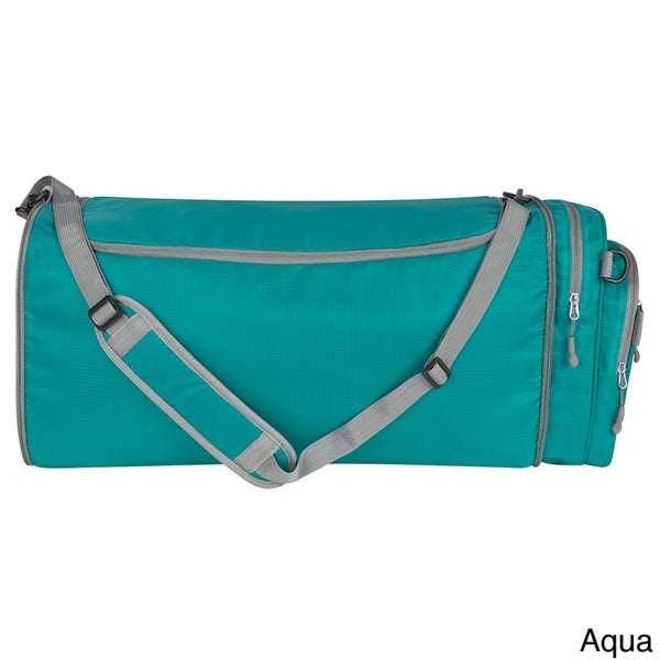 Travelon Convertible Crossbody Duffel Bag