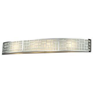 Z-Lite Elea 4-light Chrome Vanity Light