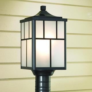 Monterey Outdoor 3-light Post Fixture