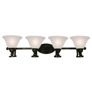 Z-Lite Carlisle 4-light Bronze Wall Sconce