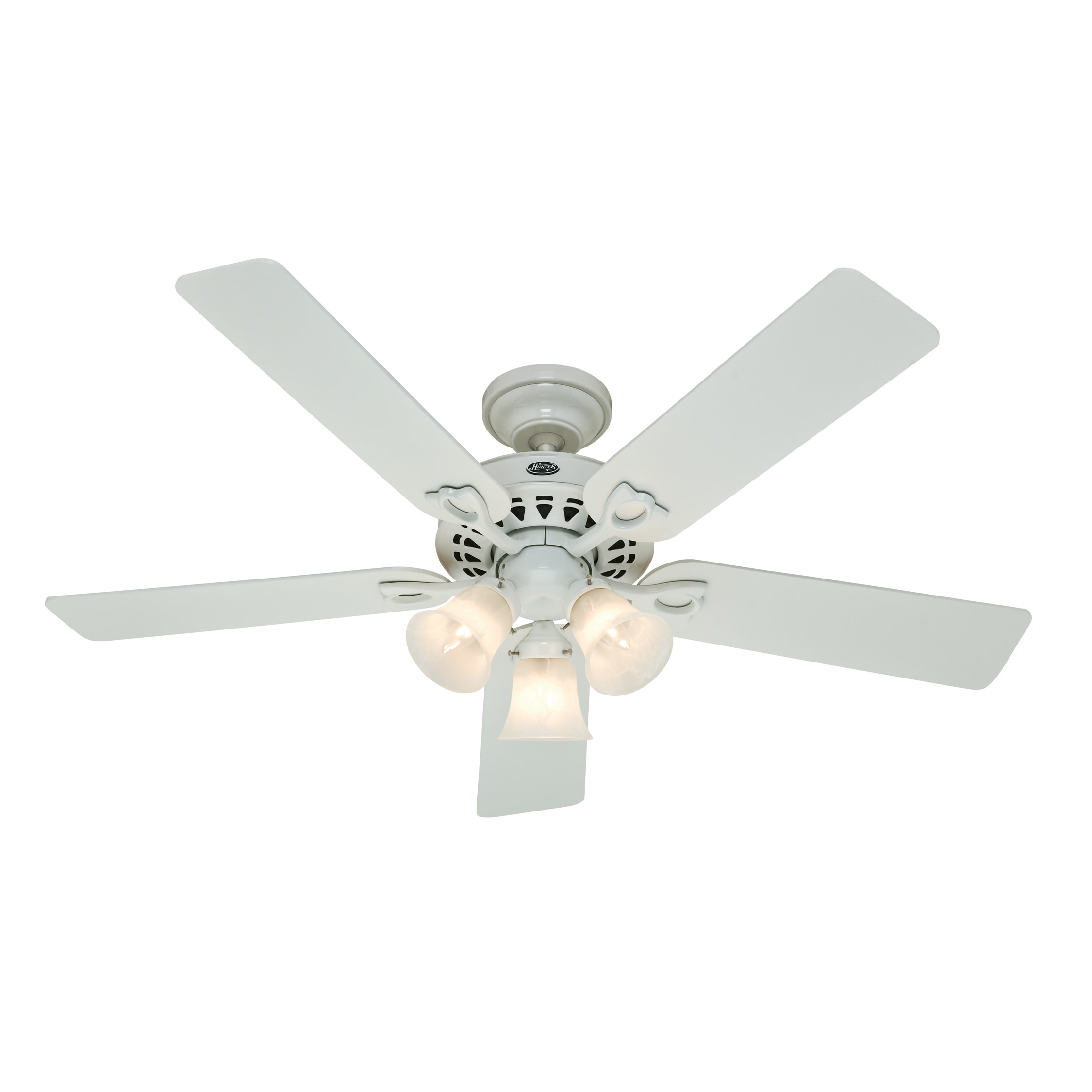 Hunter Fan 'Sontera' White 52-inch Ceiling Fan at Sears.com