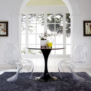 Slither Clear Dining Side Chair Set