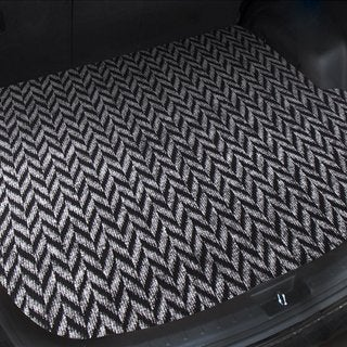 Adeco Trimmable Custom-fit Car Vehicle Floor Mat