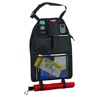 Adeco Multi-pocket Car Seat Back Organizer Storage Bag