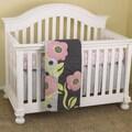Cotton Tale Poppy 3-piece Crib Bedding Set