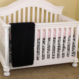 Cotton Tale Girly 7-piece Crib Bedding Set