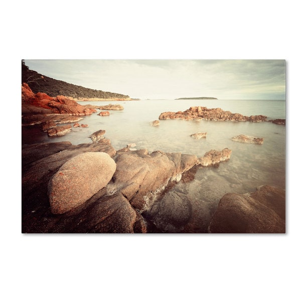 Philippe Sainte-Laudy 'Moment of Surrender' Canvas Art