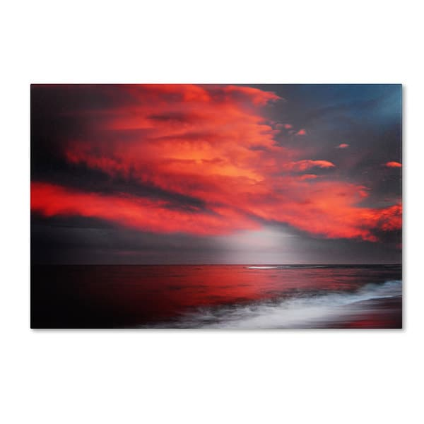 Philippe Sainte-Laudy 'The Great Gig in the Sky' Canvas Art