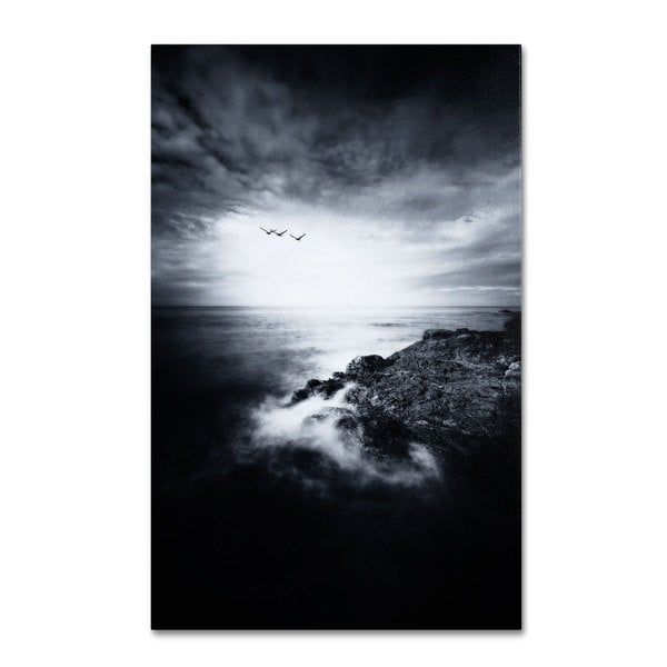 Philippe Sainte-Laudy 'Bring Me Home' Canvas Art
