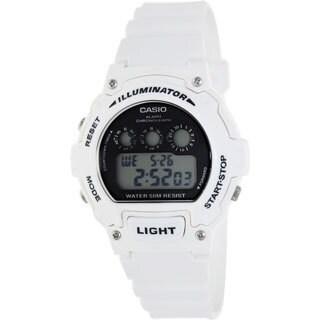 Casio W214HC-7AV Illuminator Sports Digital Chrono Watch