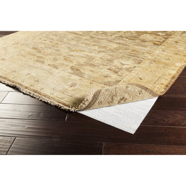 Ultra Support Lock Grip Reversible Hard Surface Non-Slip Rug Pad-(2'x4')
