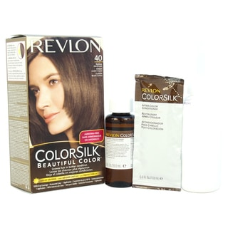 Revlon ColorSilk Beautiful Color #40 Medium Ash Brown Hair Color