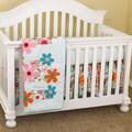 Cotton Tale Lizzie 7-piece Crib Bedding Set