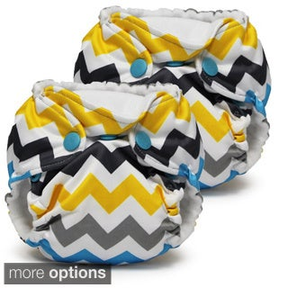 Kanga Care Lil' Joey All-in-One Newborn Cloth Diaper (2 Pack)