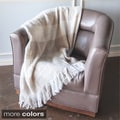 Canterbury Faux Cashmere Throw Blanket