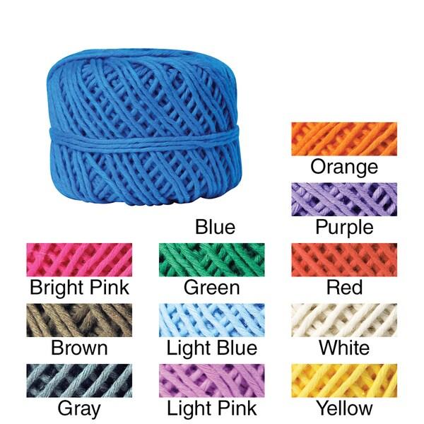 Hemp Cotton Mix Yarn 1x30ply 66yd