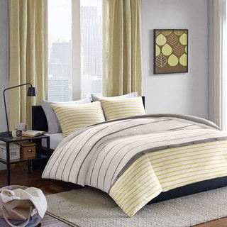 Ink + Ivy Taylor 3-piece Duvet Cover Set