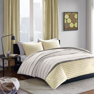 INK+IVY Taylor 3-piece Duvet Cover Set