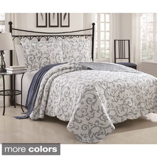 Loreal 3-piece Quilt Set