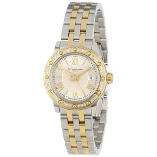 "Raymond Weil Women's ""Tango"" Sapphire Dress Watch"