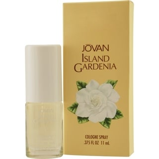 Jovan Island Gardenia Women's .375-ounce Cologne Spray