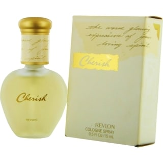 Revlon 'Cherish' Women's .5-ounce Cologne Spray
