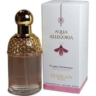Guerlain Aqua Allegoria Flora Nymphea Women's 2.5-ounce Eau de Toilette Spray