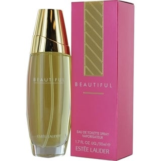 Estee Lauder 'Beautiful' Women's 1.7-ounce Eau De Toilette Spray