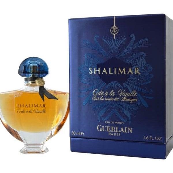 Guerlain Shalimar Ode A La Vanille Women's 1.7-ounce Eau de Parfum Spray (Limited Edition)