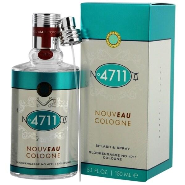 4711 Nouveau Cologne Women's 5-ounce Eau de Cologne Spray
