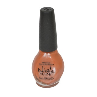 OPI Nicole First Crush Blush Nail Polish