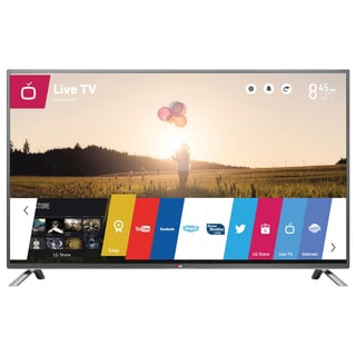 "LG 42LB6300 42"" 1080P 120HZ LED television with web os"