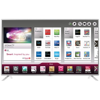 """LG 42LB5800 42"""" 1080P LED Television with Smart tv"""