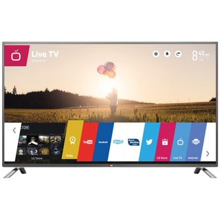 "LG 55LB7200 55"" Cinema screen 3D LED Television with Web Os, 240HZ and Smart tv"
