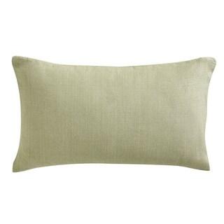 Sage Linen Kidney Pillow Cover