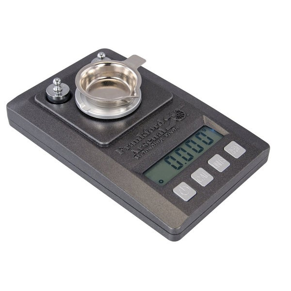 Frankford Arsenal Platinum Precision Powder Scale