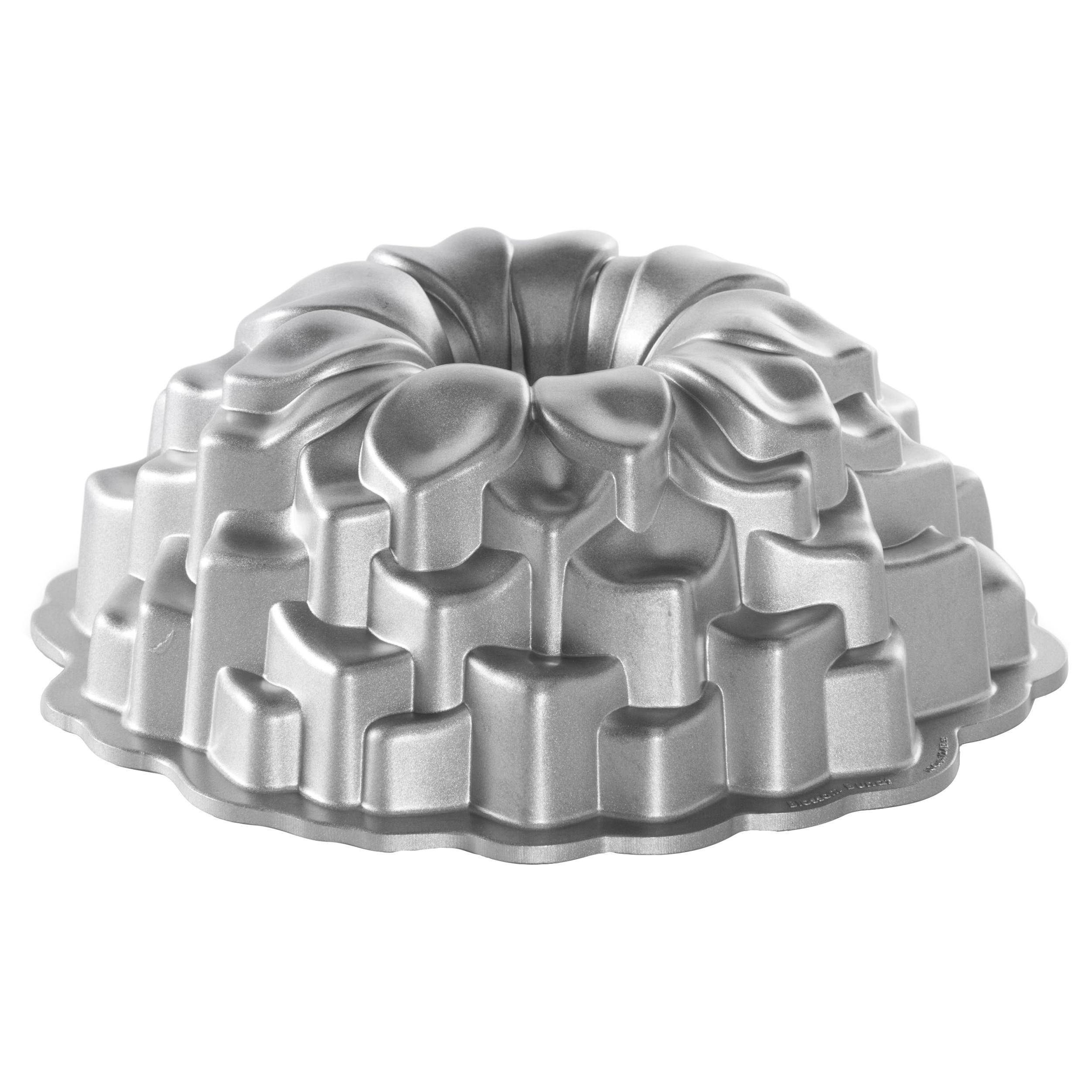 Overstock.com Nordic Ware Blossom Bundt Cake Pan at Sears.com